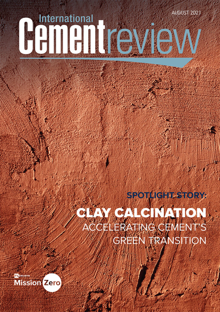 International Cement Review - August 2021 Issue